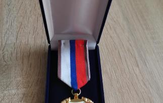 Medal z okazji 75-lecia LOK