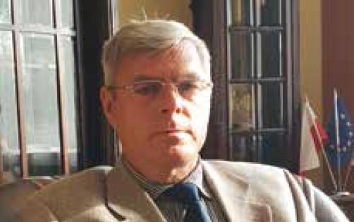 Prezes LOK płk (r) Jerzy Salamucha