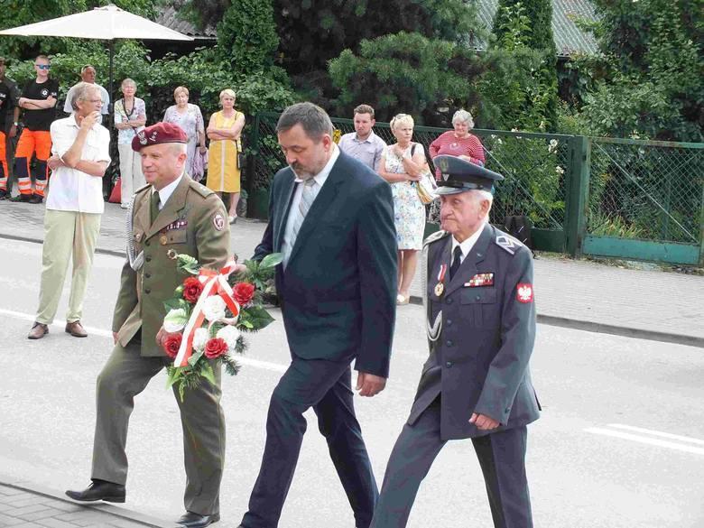 Obchody Święta Wojska Polskiego w LOK Starachowice