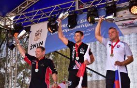 Marcin Zieliński LOK Szczecin Mistrz Europy