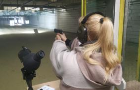 Podlaskie Zawody Strzeleckie
