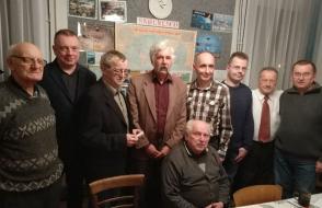 Członkowie Klubu Łaczności SP9KDU