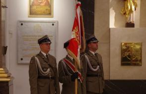 Poczet sztandarowy Wojska Polskiego