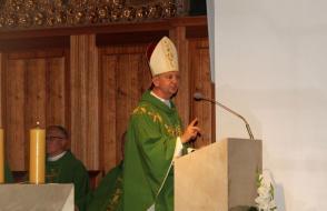 Biskup polowy Wojska Polskiego gen. bryg Józef Guzdek