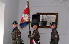 Poczet sztandarowy Ligi Obrony Kraju