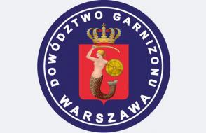 Logo Dowództwa Garnizonu Warszawa