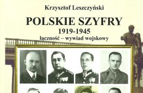Okladka ksiązki Szyfry Polskie 1919-1945