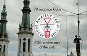 70 lat klubu sp5kab